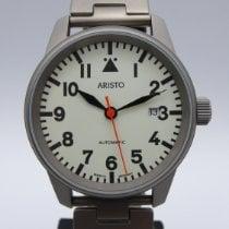 Aristo Τιτάνιο 41mm Αυτόματη Aristo 5H70TIB καινούριο