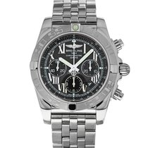 Breitling Chronomat 44 Steel 44mm Black No numerals United States of America, Maryland, Baltimore, MD