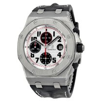 Audemars Piguet 26170ST.OO.D101CR.02 Acero 2012 Royal Oak Offshore Chronograph 42mm usados