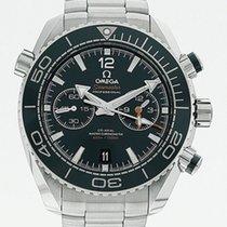 Omega Seamaster Planet Ocean Chronograph 215.30.46.51.01.001 2020 neu