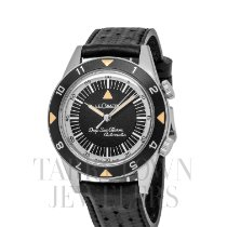 Jaeger-LeCoultre Memovox Tribute to Deep Sea Otel 41mm Negru