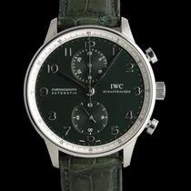 IWC Portuguese Chronograph 3714 2005 occasion