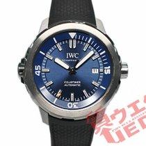 IWC アクアタイマー オートマチック ステンレス 42mm ブルー 日本, 愛知県名古屋市