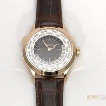 Patek Philippe 5230R-001 Oro rosa 2020 World Time 38,5mm nuevo