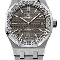 Audemars Piguet 15451st.zz.1256st.02 Acero 2021 Royal Oak Lady 37mm nuevo