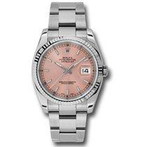 Rolex Datejust novo Relógio com caixa e documentos originais 116234 pio