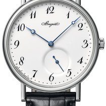 Breguet Classique White gold 40mm White United States of America, New York, Airmont