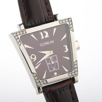 Corum Trapeze Steel & Diamond