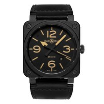 "Bell & Ross BR 03-92 ""Heritage"" Black Ceramic"