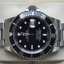 Rolex [FULL SET+REHAUT] Submariner Date - V-Series 16610