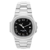 Patek Philippe & Co. Nautilus Stainless Steel Watch Ref 3710