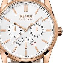 Hugo Boss 1513125 Heritage Multifunktion rosé 43mm 3ATM
