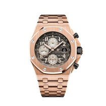 Audemars Piguet Royal Oak Offshore Chronograph new 2018 Automatic Chronograph Watch only 26470OR.OO.1000OR.02