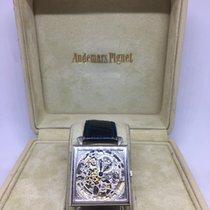 Audemars Piguet Platinum Automatic pre-owned Royal Oak Jumbo