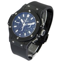 Hublot 44mm Automatic pre-owned Big Bang 44 mm Black