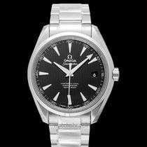 Omega Seamaster Aqua Terra Steel 41.5mm Black United States of America, California, San Mateo