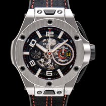 Hublot Big Bang Ferrari 402.NX.0123.WR New Titanium 45mm Automatic United States of America, California, San Mateo