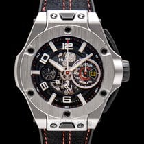 Hublot Big Bang Ferrari new Automatic Watch with original box and original papers 402.NX.0123.WR
