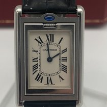 Cartier Tank basculante  box and paper