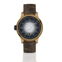 Meistersinger Bronze 43mm Automatic ED-NL18 new