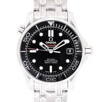 歐米茄 Seamaster Diver 300m Black Steel 36.25mm - 212.30.36.20.01.0