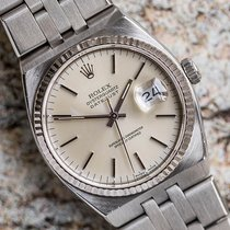 Rolex Datejust Oysterquartz 17014 1989 pre-owned