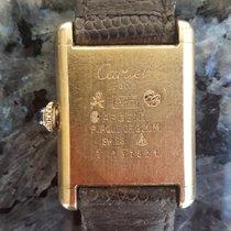 Cartier Tank Vermeil 3 137381 1990 occasion