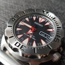 Seiko Monster Zeljezo 43mm