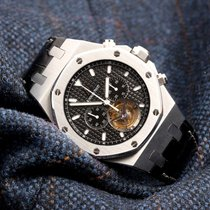 Audemars Piguet Royal Oak Tourbillon tweedehands 44mm Staal