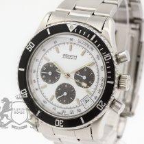 Zenith El Primero 01.0040.400 1989 pre-owned