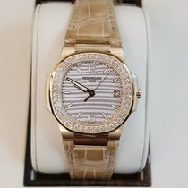 Patek Philippe Rose gold 32mm Quartz 7010R-011 new