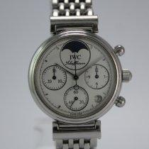 IWC Da Vinci Chronograph Stahl 29mm Weiß Keine Ziffern Deutschland, Nürnberg