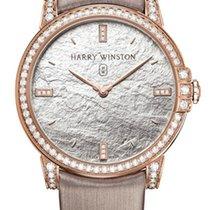 Harry Winston Midnight 450/LQ32RL.AA/D3.1 new