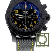 Breitling Avenger Hurricane 50mm Zwart Arabisch