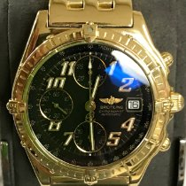 Breitling Chronomat Yellow gold 39mm