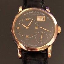 A. Lange & Söhne Lange 1 Rose gold 38.5mm Grey