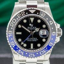 Rolex 116710BLNR Steel 2016 GMT-Master II 40mm pre-owned United States of America, Massachusetts, Boston
