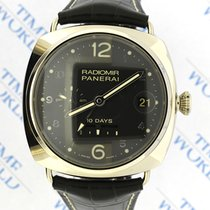 Panerai Special Editions White gold 45mm
