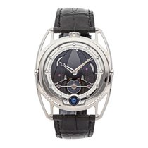 De Bethune Titanium 43mm Manual winding DB28TIS8NAD pre-owned