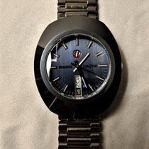 Rado Diastar Tungsten 35mm Blue No numerals United States of America, New Jersey, Clayton