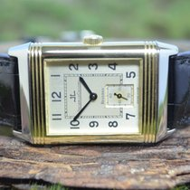 Jaeger-LeCoultre Reverso Grande Taille Ouro/Aço 26mm Ouro