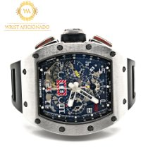 Richard Mille Titanium Automatic Transparent Arabic numerals 50mm pre-owned RM 011