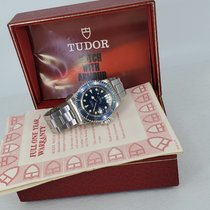 Tudor Submariner Steel 40mm Blue No numerals United States of America, Georgia, Fitzgerald