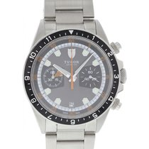 Tudor Heritage Chrono 70330N 2010 pre-owned