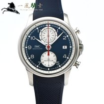 IWC Portuguese Yacht Club Chronograph IW390507 pre-owned