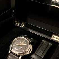 Panerai Luminor 1950 3 Days Power Reserve Steel 47mm Black Arabic numerals United States of America, Florida, weston