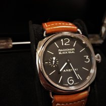 Panerai Radiomir Black Seal PAM 00183 2006 pre-owned