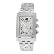Longines DolceVita Steel 36mm White Roman numerals United States of America, New York, New York