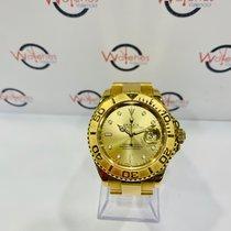 Rolex Yacht-Master Oro amarillo 40mm Champán Sin cifras España, Valencia