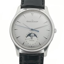 Jaeger-LeCoultre Master Ultra Thin Moon Steel 39mm Silver United States of America, New York, New York